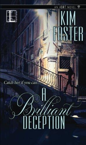book cover of A Brilliant Deception