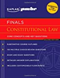 Constitutional Law, Steven H. Palmer and Kaplan PMBR Staff, 1607140918