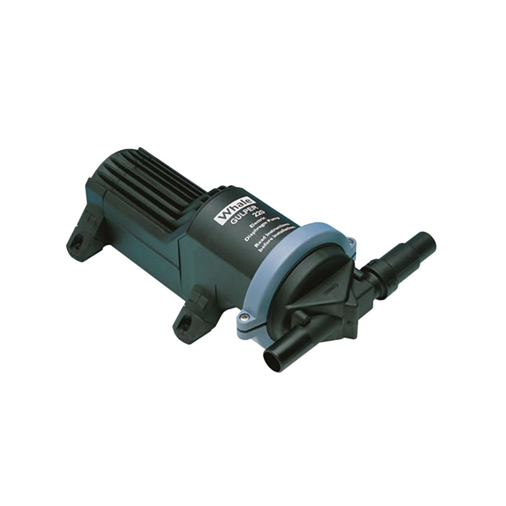 GULPER 220 ELECTRIC Shower/Waste PUMP 12V by WHALE WATER SYSTEMS