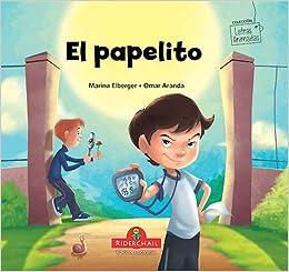 Book Col.Letras Animadas-El Papelito