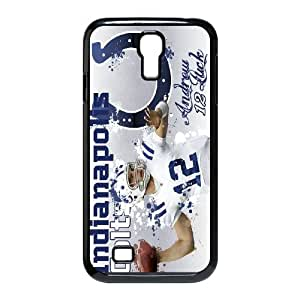 High Quality Phone Case For SamSung Galaxy S4 Case -Andre-case NFL cell phone case covers Indianapolis Colts Andrew Luck -LiuWeiTing Store Case 11