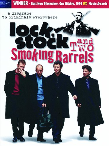 Implant, Stock and Two Smoking Barrels