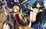 Fate/Grand Order -絶対魔獣戦線バビロニア- イシュタル & エレシュキガル Wスエードタペストリー