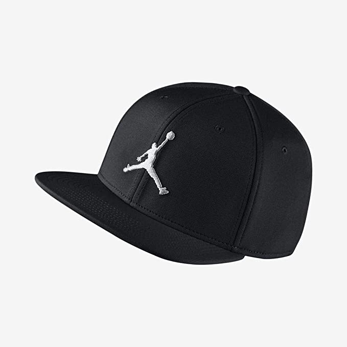 0778a4033 Amazon.com: Nike 861452-013 : Mens Jordan Jumpman Snapback Hat: Clothing