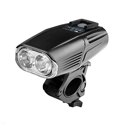Newest Bicycle Light Waterproof Mountain Bike Headlights Usb Charging Flashlight
