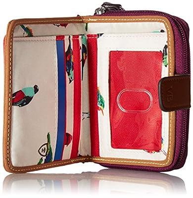 Vera Bradley Lighten Up Rfid Pocket Wallet Wallet