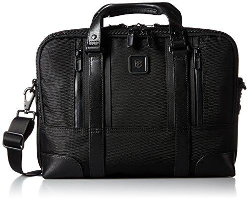 Victorinox Nylon Briefcase - Victorinox Lexicon Professional Lasalle 13, Black