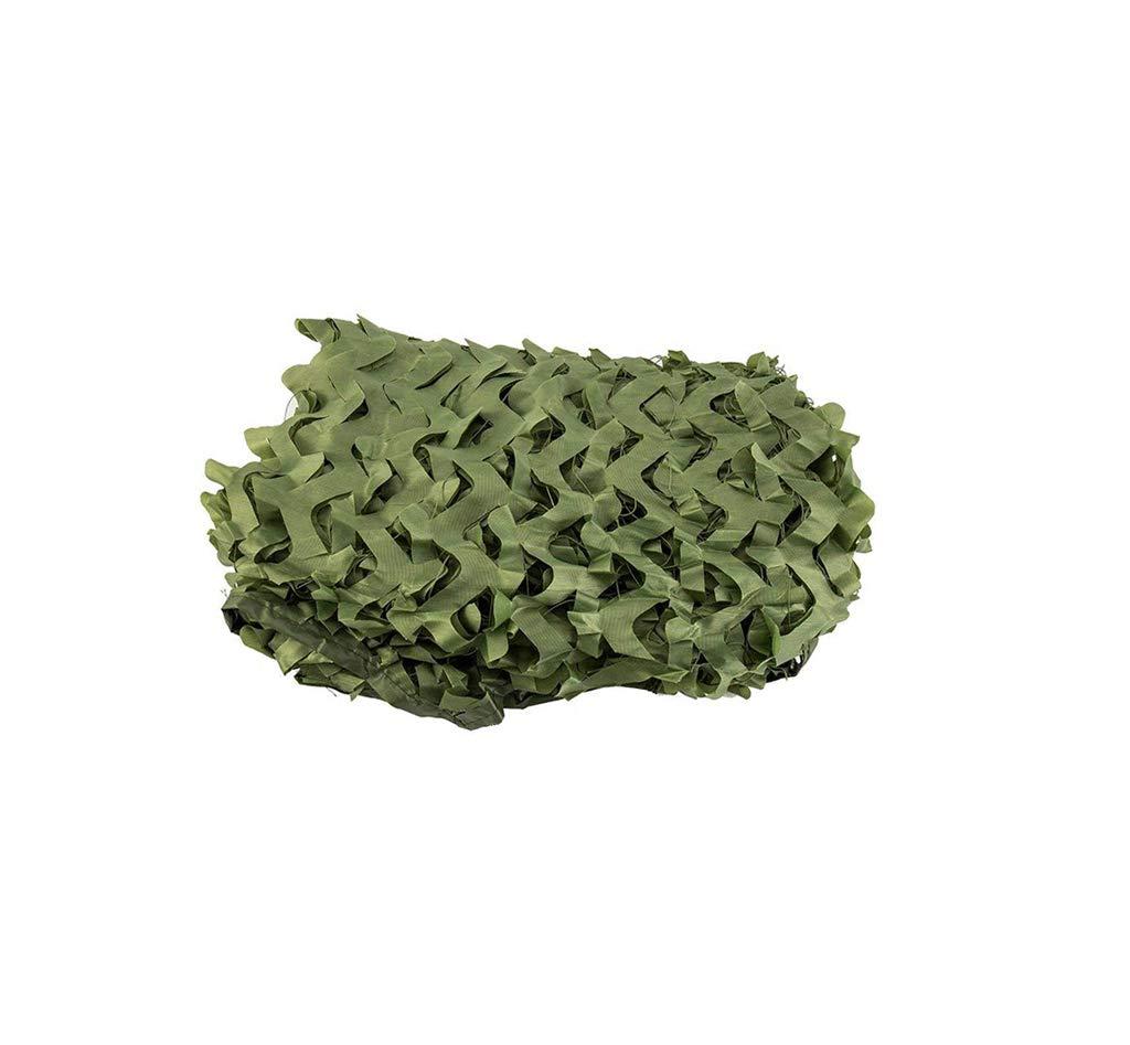 ZLZMC Reines Grünes Tarnnetz Für Militär Wüste Kampierende Jagd-Schatten-Halloween-Dekoration, Größe Wahlweise Freigestellt