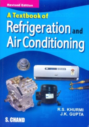 Textbook of Refrigeration and Air Conditioning