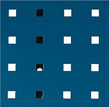Dymo Plaque Perforee L 1486xb 457 Mm Bleu Gentiane Ral 5010 Bott Amazon Fr High Tech