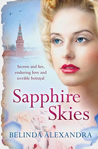 book cover of Sapphire Skies