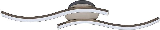 Trango Lampe sur pied LED /à 3 flammes /à intensit/é variable 3/niveaux dintensit/é variable/-T/ête pivotante et rotative TG1519/A 12,5/W/-/Spot 3/x 400/lumens