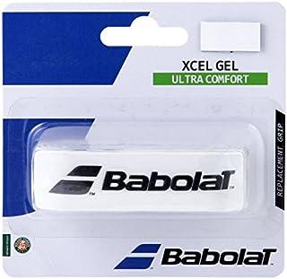 Babolat Xcel Unisexe Gel Blanc Base Poignée Bandes Taille Unique 670058