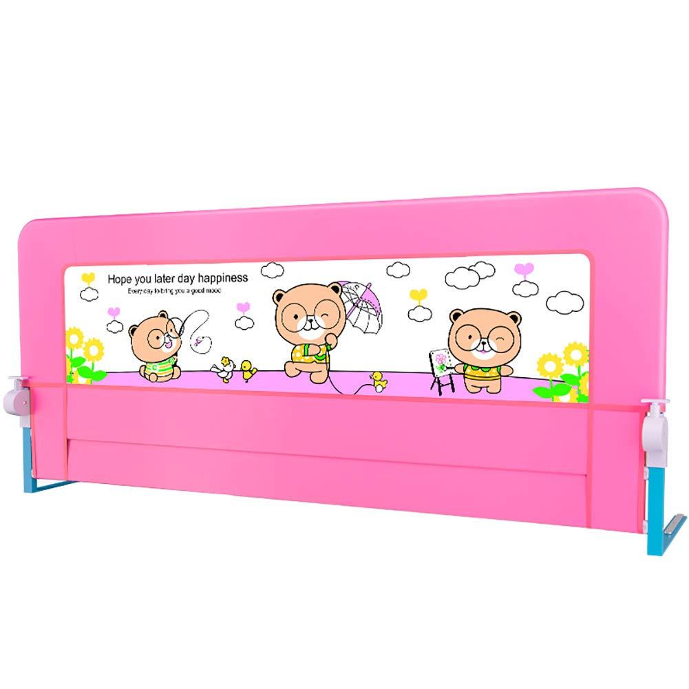 ベッドフェンス 幼児用ベッドレール子供用ベッドレールガードツイン、ダブル、フルサイズのクイーンキングマットレス子供ベビーベッドレール (色 : Style1)  Style1 B07JXYV5K6