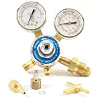 Forney 85363 Argon/CO2 Regulator Kit for Mig Welder, 5/32-Inch by Forney
