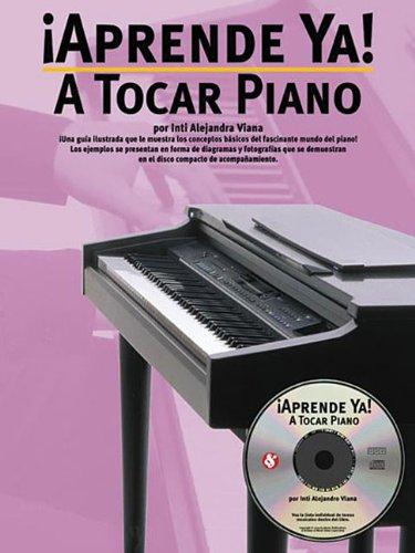 Aprende Ya! a Tocar Piano: Amazon.es: Amsco: Libros