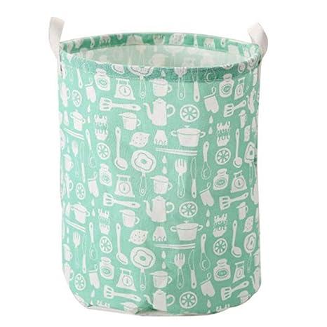 NTCY Cestos para la Colada Canasta de lavandería para ...