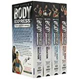 Tony Little Body Express 4pk VHS