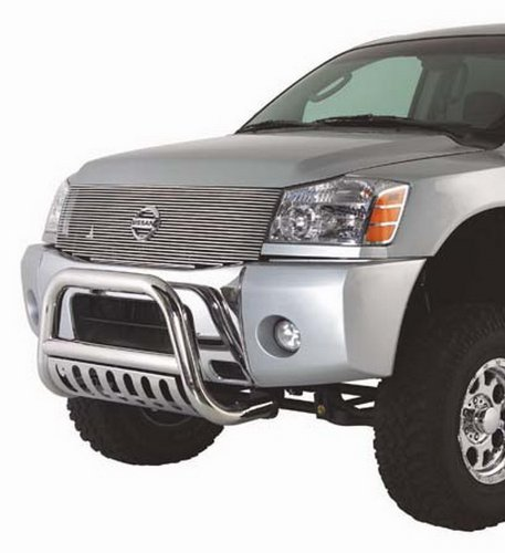 Nissan Titan Brush Guard - 5