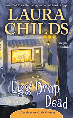 Egg Drop Dead (A Cackleberry Club Mystery) (Crime Drop)