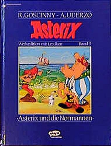 Asterix-Werkedition: Asterix Werksedition 09: Asterix und die Normannen
