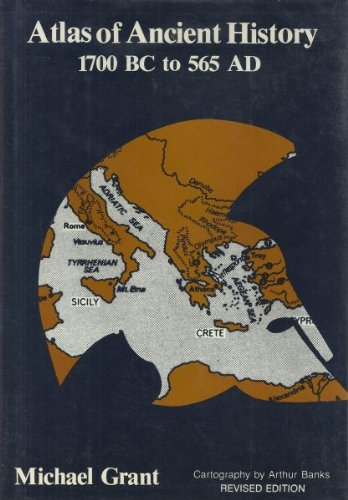 Atlas of Ancient History. (The New Penguin Atlas Of Ancient History)