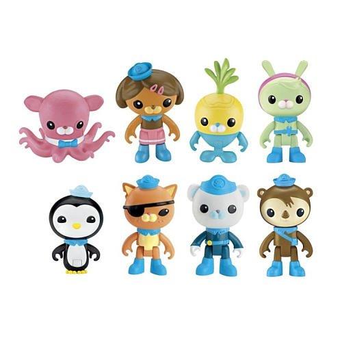 FisherPrice Octonauts OctoCrew Pack