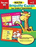 Activity Cards for Early Finishers, The Mailbox Books Staff, 1562348914