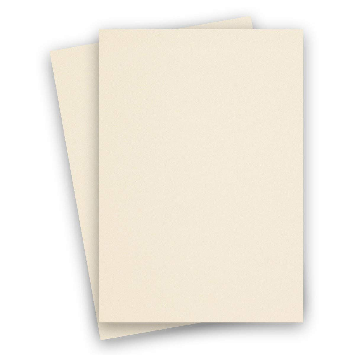 Poison Ivory 8-1/2-x-14 Lightweight 32T Multi-use Paper 200-pk - PaperPapers 118 GSM (32/80lb Text) Legal Size Printer Friendly Paper - Professionals, Designers, Crafters and DIY Projects by Paper Papers