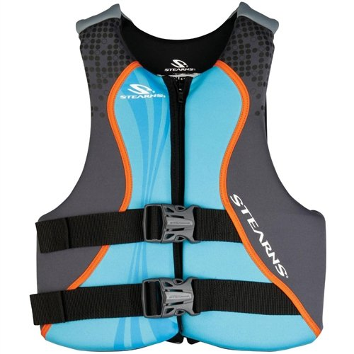 Stearns PFD Youth Hydroprene Gold Rush Life Jacket by Stearns   B00EVIPH5A