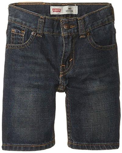Levi's Boys' Regular Fit Denim Shorts, Roadie, 2T (Levi Shorts 2t Boys)