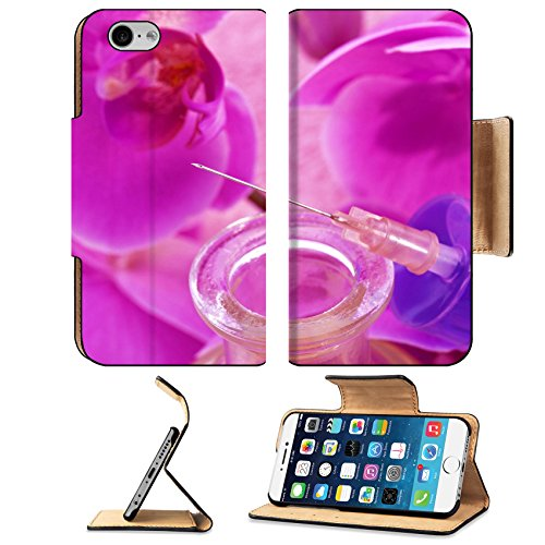 MSD Premium Apple iPhone 6 iPhone 6S Flip Pu Leather Wallet Case medical natural beauty injection IMAGE 20825646