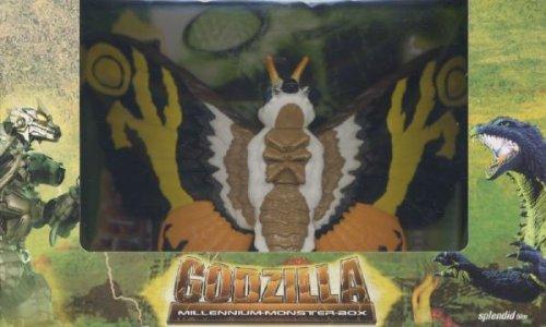 Godzilla - Millennium Monster Box (7 DVDs): Amazon.de: Mothra ...