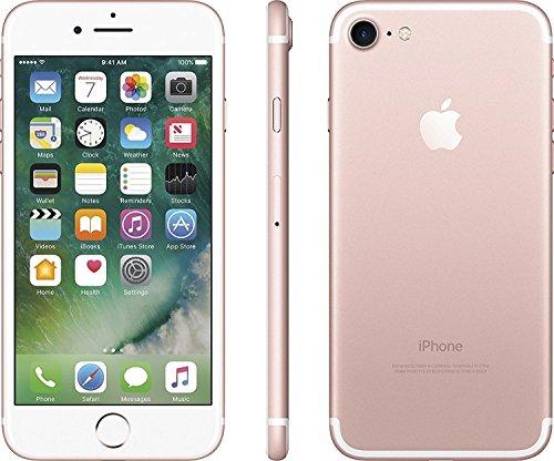 Apple iPhone 7 128 GB AT&T, Rose Gold (Renewed)