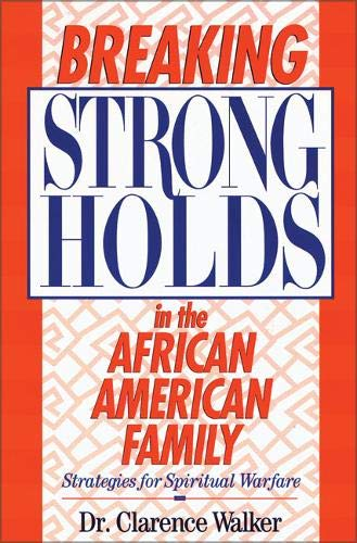 Books : Breaking Strongholds in the African-American Family