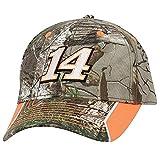 Men's Camouflage Baseball Hat - Tony Stewart