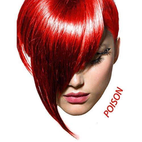 Price comparison product image Arctic Fox Semi Permanent Hair Color Dye 4 Ounce (Poison)