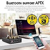 P1 Bluetooth 5.0 Vacuum Tube Preamplifier Hi-Fi