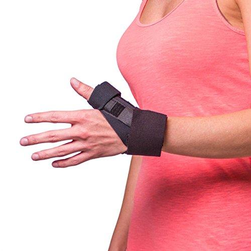Gamekeeper's Thumb Splint Treatment for MCP Joint