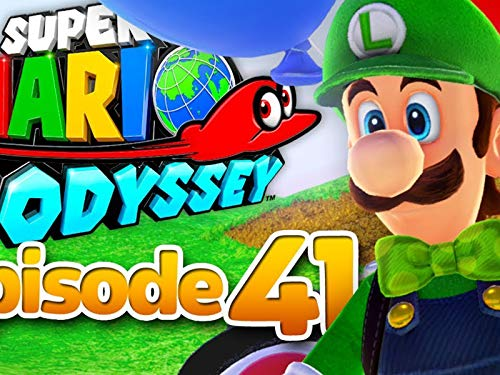 Clip: Luigi's Balloon World Free D.L.C!