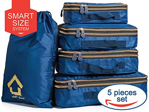 Packing Cubes Set Lightweight Resistant product image