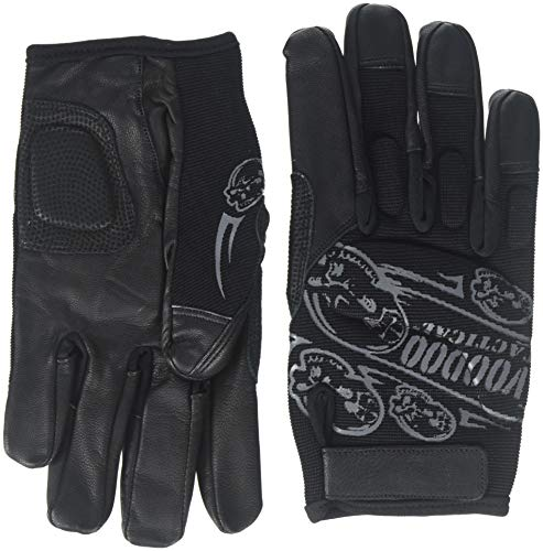 VooDoo Tactical 20-9873001096 Liberator Shooter's Gloves, Black, X-Large