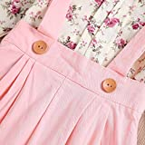 Veepola Baby Girls Long Sleeve Floral Print Top