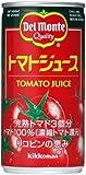 Del Monte tomato juice 190gX30 this