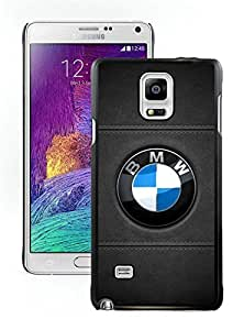 Grace and Nice Case BMW 10 Samsung Galaxy Note 4 Case in Black