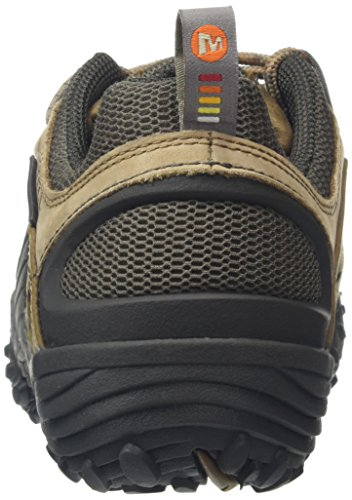 Merrell Men's Intercept Fashion Sneaker Moth Brown Leather for sale cheap real clearance shopping online outlet fast delivery QE6fK