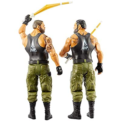 WWE Authors of Pain 2-Pack: Toys & Games