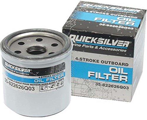 W FILTER ASSY-OIL Model: 35-822626Q03