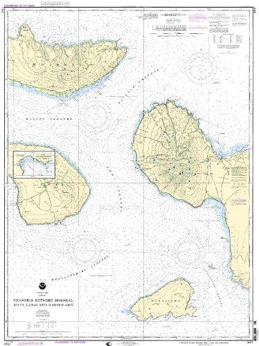 - 19347--Channels between Molokai, Maui, Lanai and Kahoolawe, Manele bay