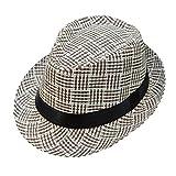 Respctful ♪☆ Hat Clearancesales,Unisex Print Sun Beach Hats Wide Brim Straw Hat Outdoor Travel Hat